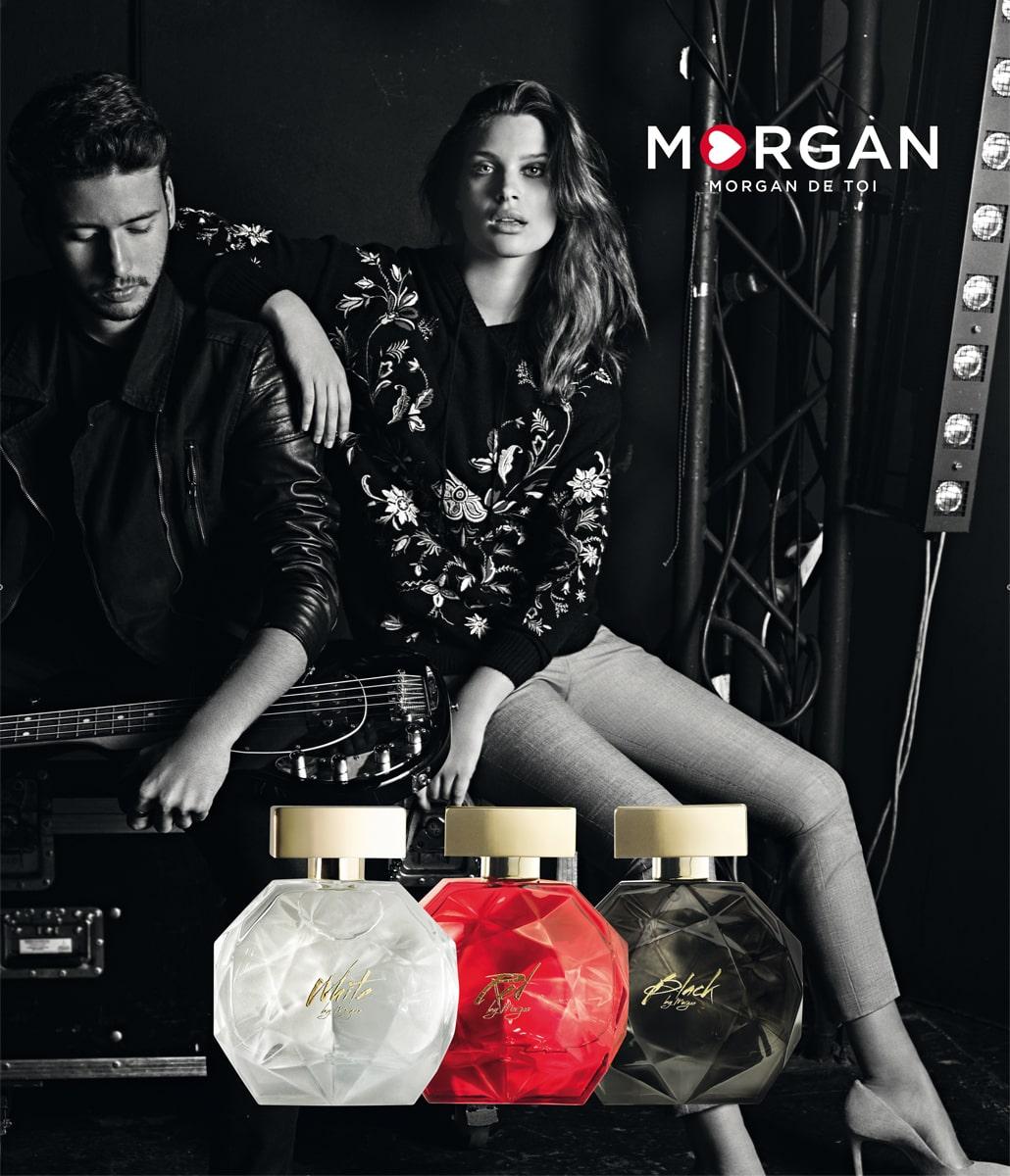 Morgan - Marque de designer - Groupe CBI
