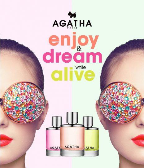 Agatha - Marque de designer - Groupe CBI